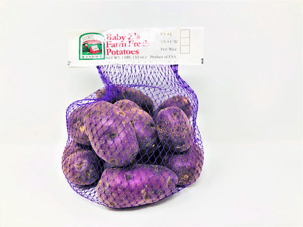 Purple Potatoes - 2 lbs