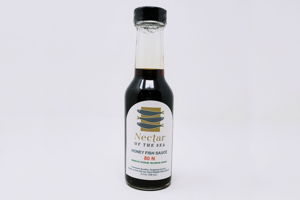 honey fish sauce