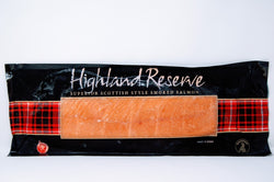 frozen smoked salmon highland reserve