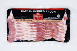 Barrel Smoked Bacon - 12oz