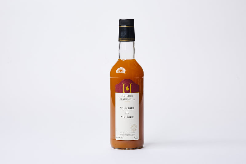 mango vinegar by jean marc