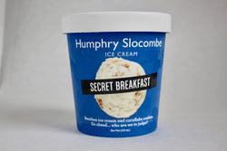Secret Breakfast Ice Cream - 1 pint