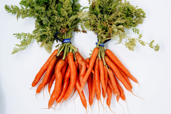 Orange Carrot Bunch (Organic) - 2 ea