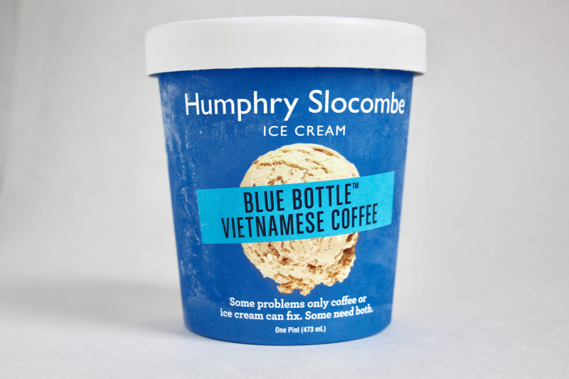 Blue Bottle Vietnamese Coffee Ice Cream - 1 pint