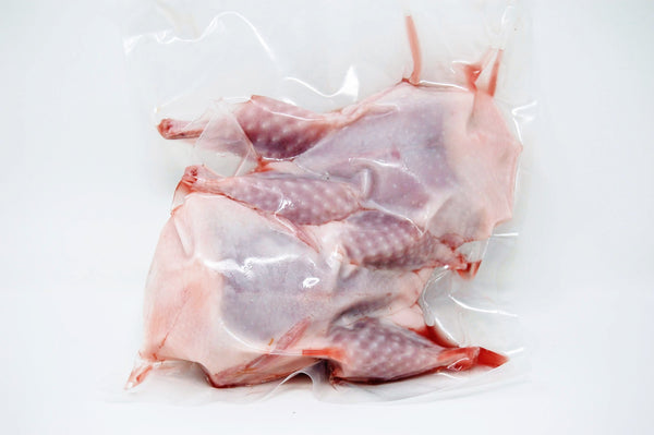 Wolfe Ranch Quail - 2ea (12oz per bird)