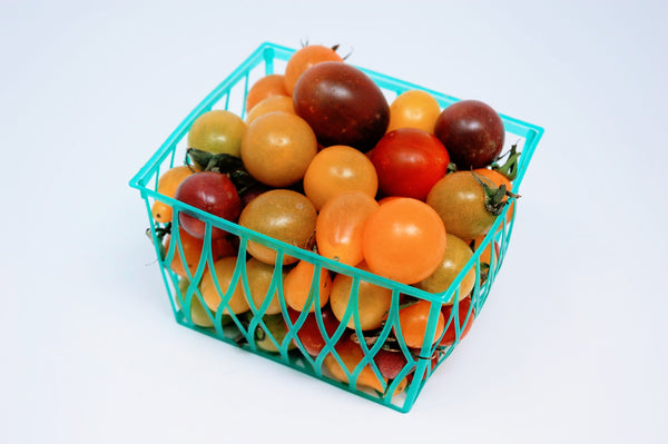 Assorted Tomatoes (Riverdog Farm)- bskt