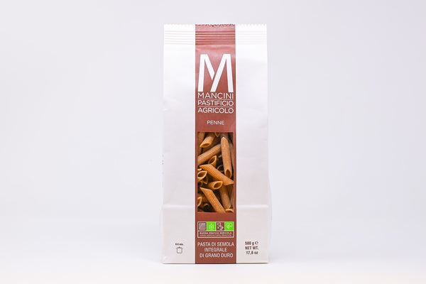 Mancini Penne Integrali whole wheat