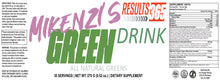 Load image into Gallery viewer, Mikenzi's Green Drink