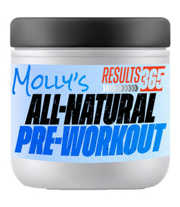 Molly's Natural Pre-Workout