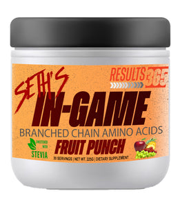 Seth's In-Game BCAAs