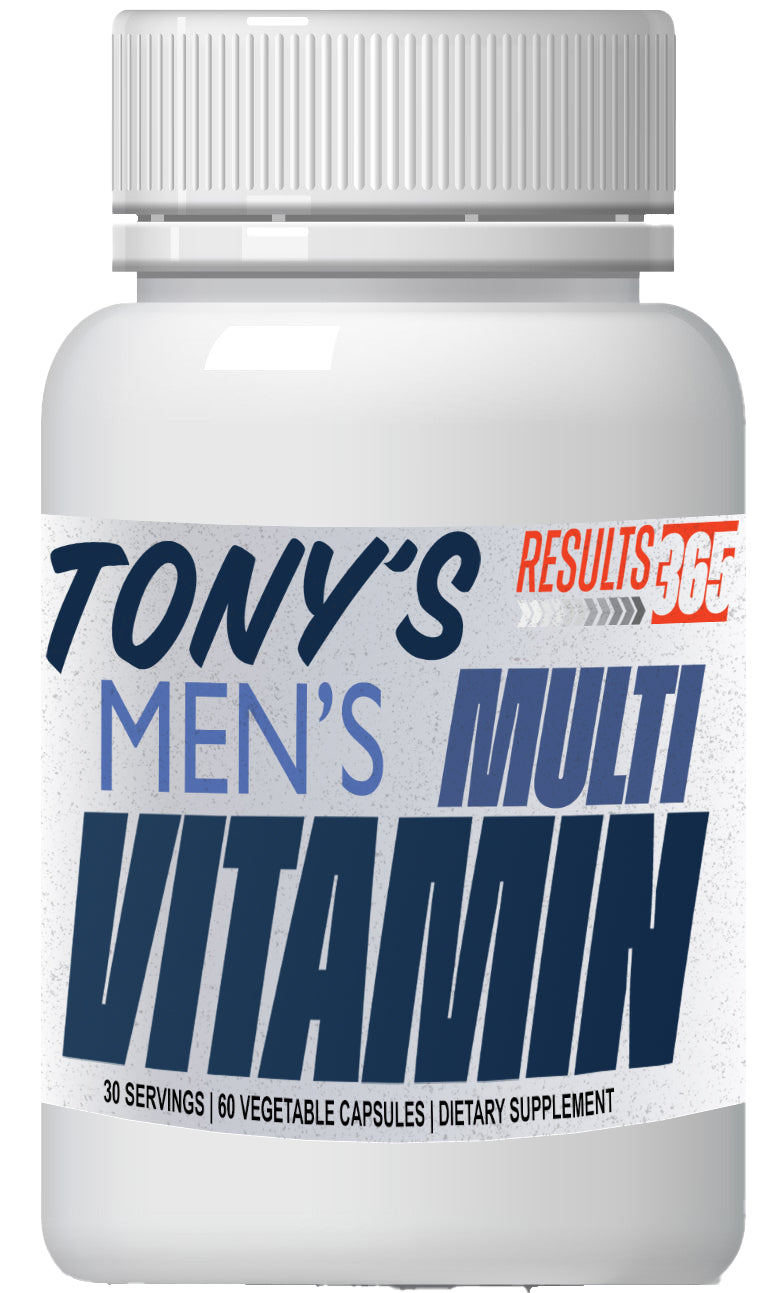 Tony's Men's MultiVitamin