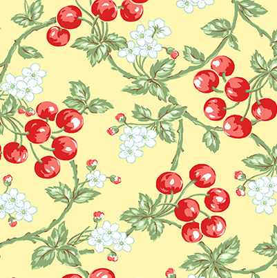Cherries Butter - 10162-03 - Garden Party