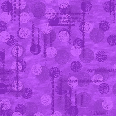 9570-53 Lilac - Jot Dots - Blank Quilting