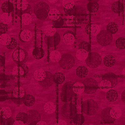 9570-87 Wine - Jot Dots - Blank Quilting