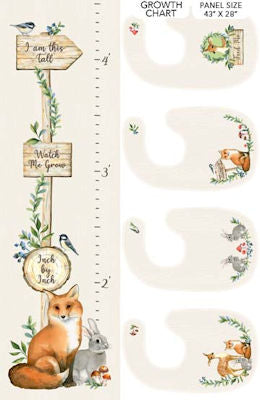 Watch me Grow - Chart & Bib - DP23932-11