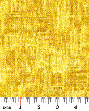 Accent of Sunflowers - Gold Burlap - 757-38 - Benartex