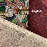 Ultimate Travel Bag Fabric and Accessories