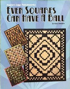Even Squares Can Have a Ball Book