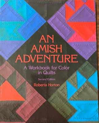 An Amish Adventure Book