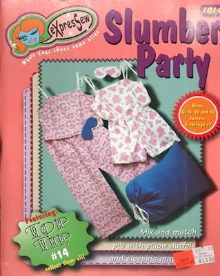 Slumber Party Book