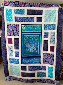 Let Your Light Shine Quilt Kit