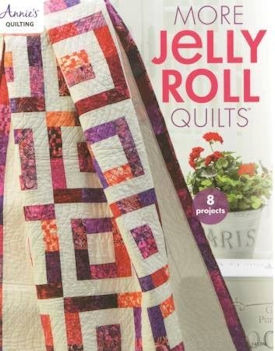 More Jelly Roll Quilts Book