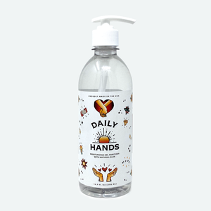 Load image into Gallery viewer, Gel Sanitizer 16.9 oz