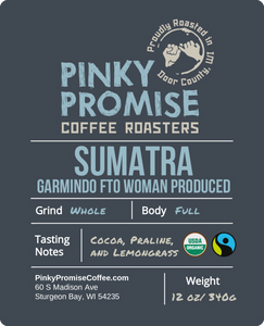Sumatra - GARMINDO FTO Woman Produced