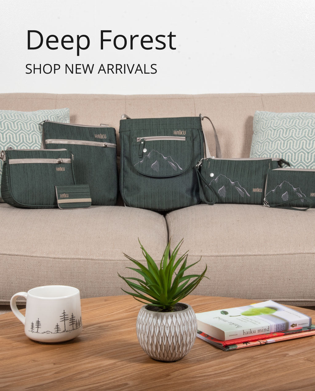 Deep Forest new arrivals