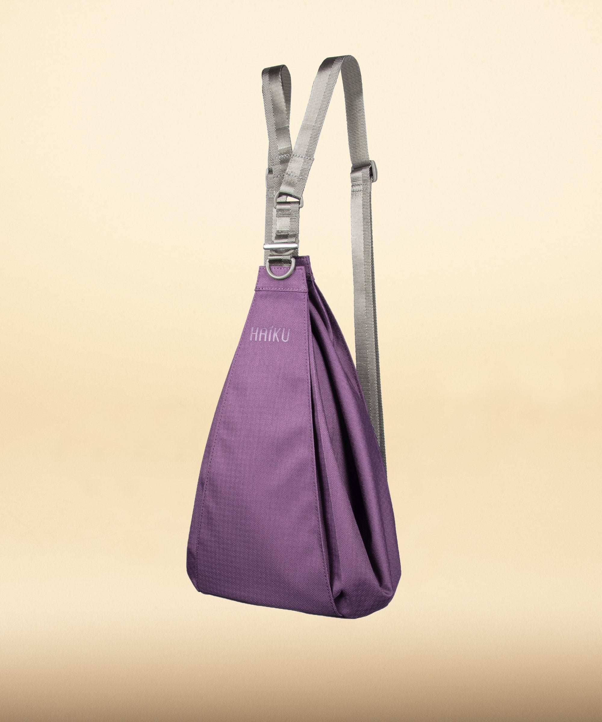 Crescent Convertible Sling Bag