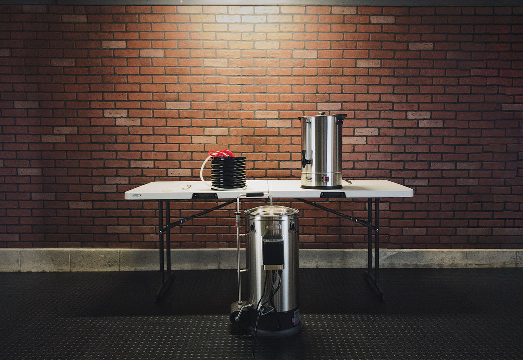 Complete Electric Brewery Rental - Delivered to your home