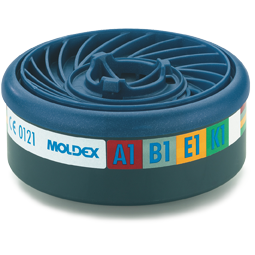 Moldex Easylock ABEK Filter (1 Pair)
