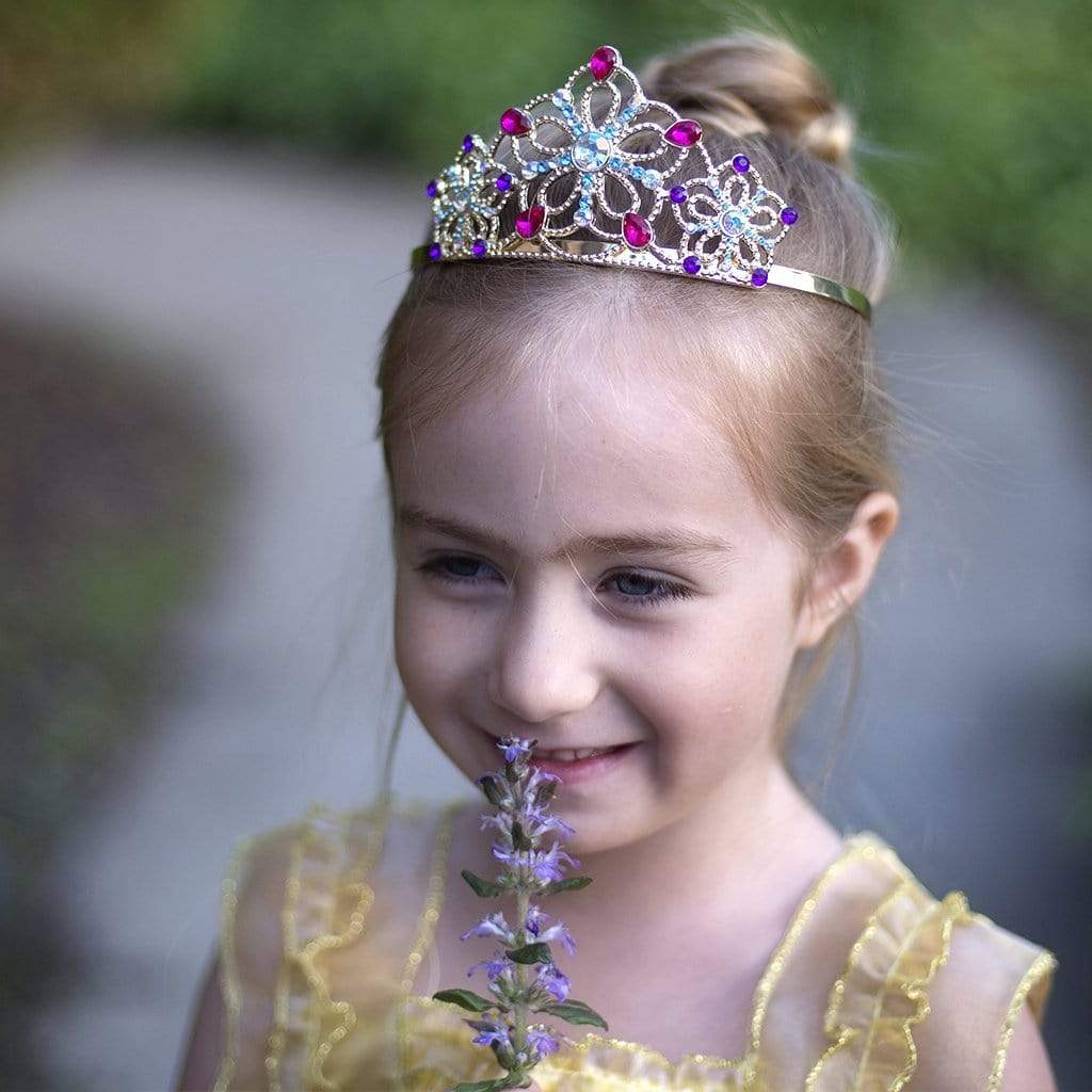 Bejewelled Tiara with Multi Gems