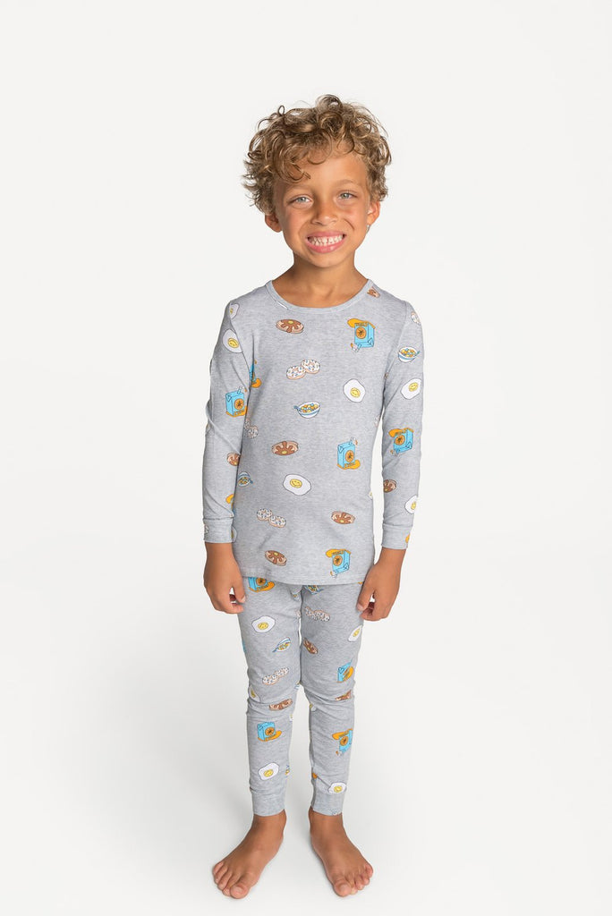 Breakfast Pajamas