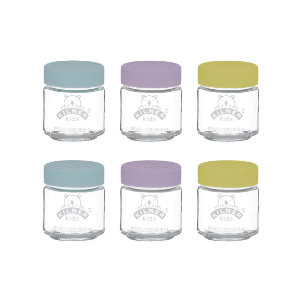 Baby Food Jars 3.7oz
