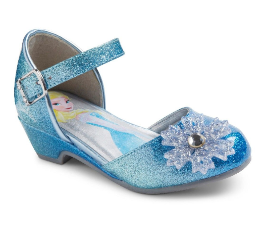 Frozen Elsa Dress Up Heels