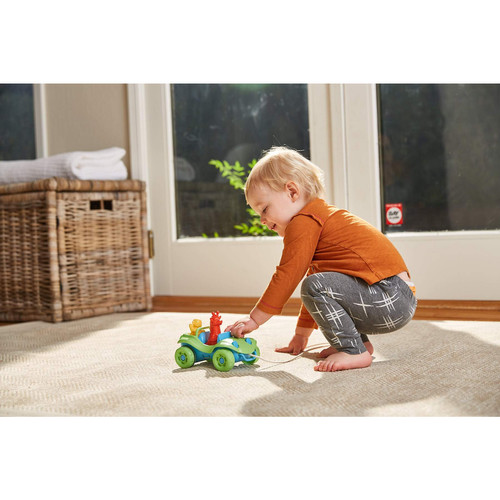 Dune Buggy Pull Toy (Green)