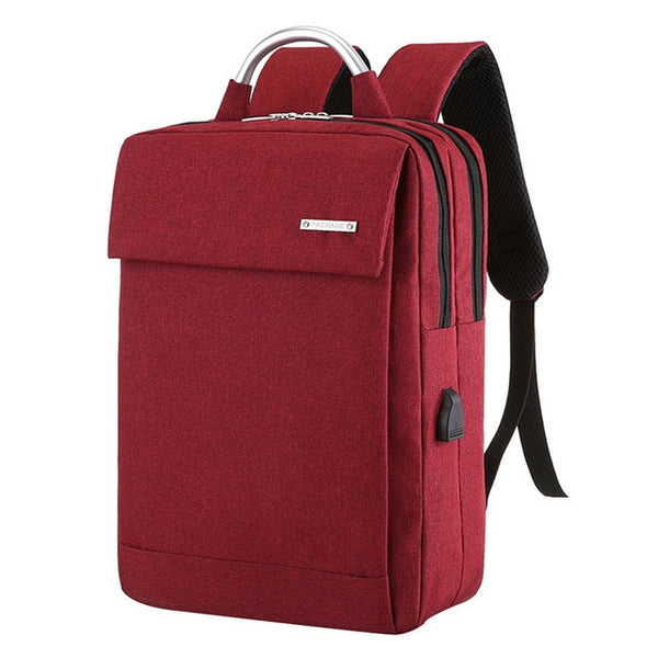 18L Laptop backpack + external USB