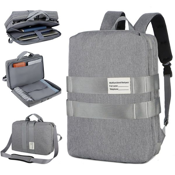 20L Soft laptop backpack