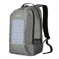 20L 9w Solar backpack + Laptop sleeve