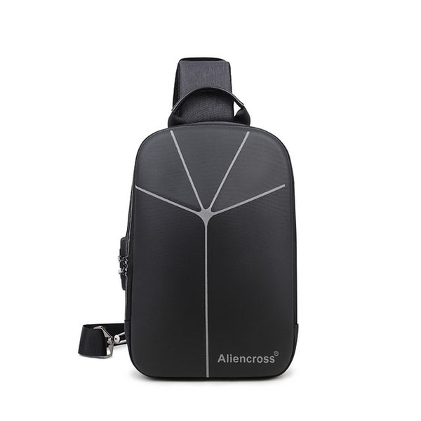15L Hard case mini pack, combi-lock + external USB socket