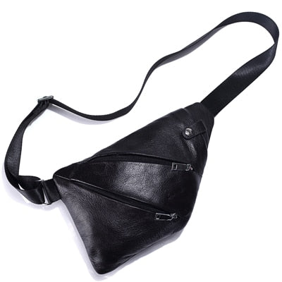 5L Leather mini pack shoulder bag
