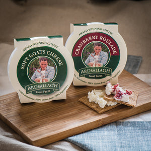 Ardsallagh Goat's cheese - On the Pigs Back