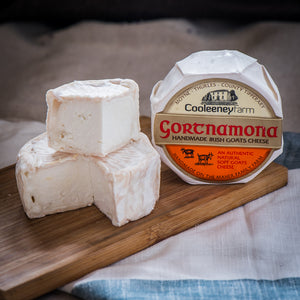 Gortnamona Goat's Camembert 200g - On the Pigs Back