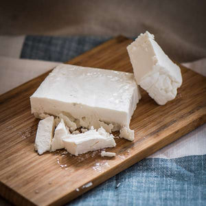 Ardsallagh Goat's Greek cheese - On the Pigs Back