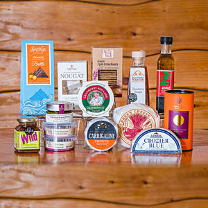 Artisan Gourmet Foodie Hamper - On the Pigs Back