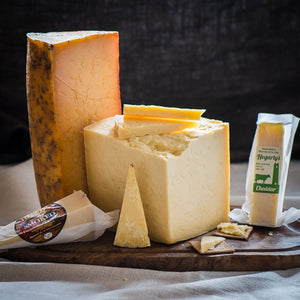 Hegarty's Smoked Cheddar Cheese 200g