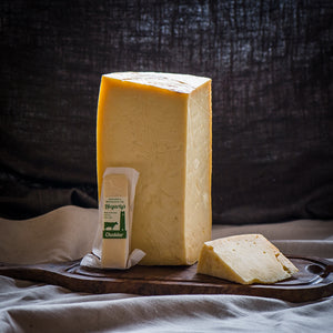 Hegarty Cheddar Cheese 200g - On the Pigs Back