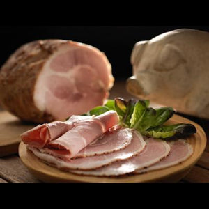 Honey & Mustard Free Range Ham - On the Pigs Back