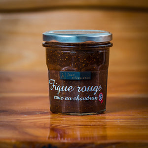 Red fig Jam - Jean d'Aubignac - On the Pigs Back